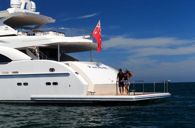 M/Y Paradise Yacht #5