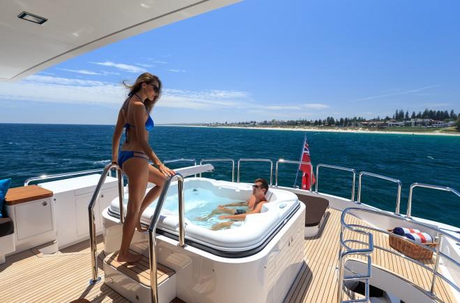 M/Y Paradise Yacht #15