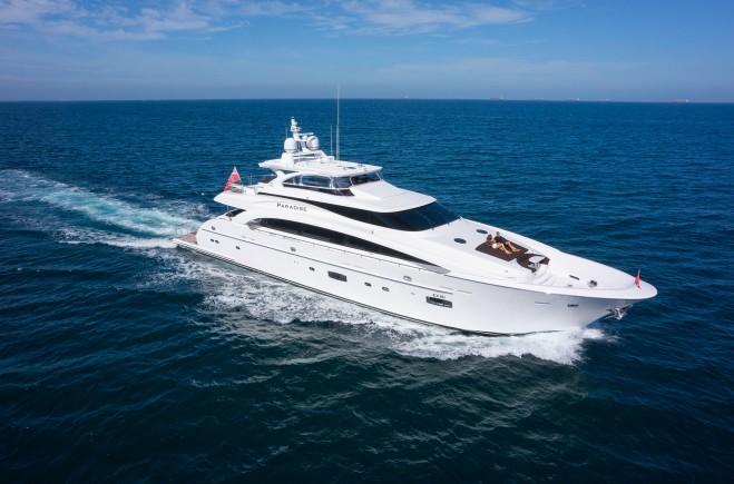 M/Y Paradise Yacht #8