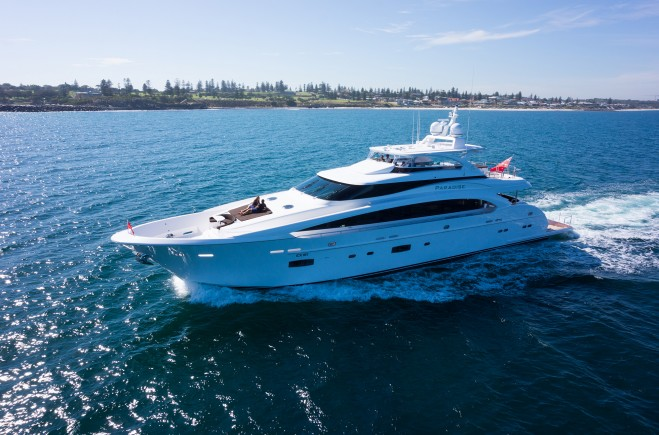 M/Y Paradise Yacht #2
