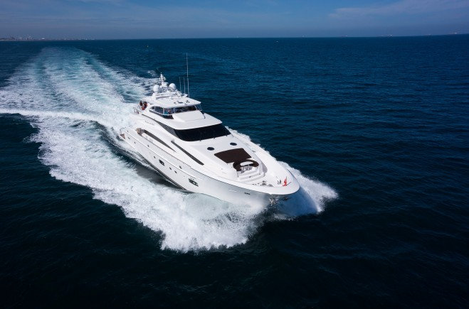 M/Y Paradise Yacht #4