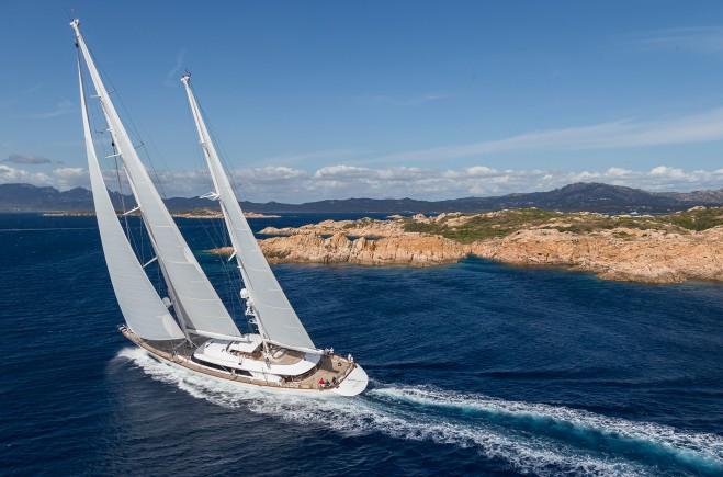 S/Y Seahawk Yacht #2