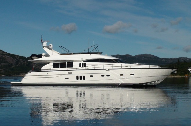 M/Y Anne Viking Yacht #1