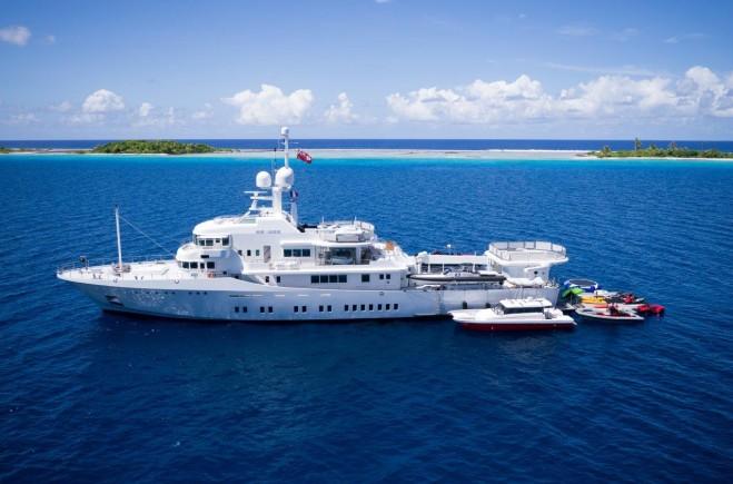 M/Y Senses Yacht #1
