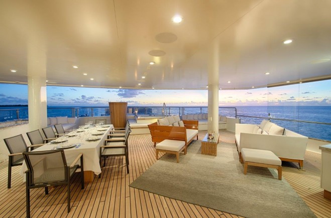M/Y Senses Yacht #9