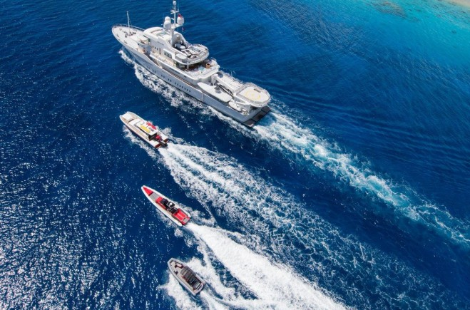 M/Y Senses Yacht #2