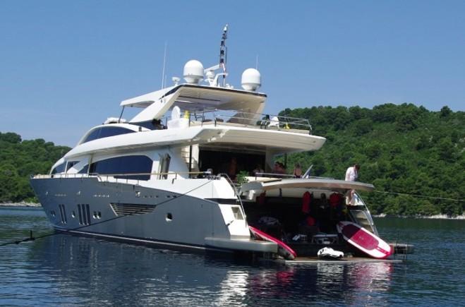 M/Y Mayama Yacht #20