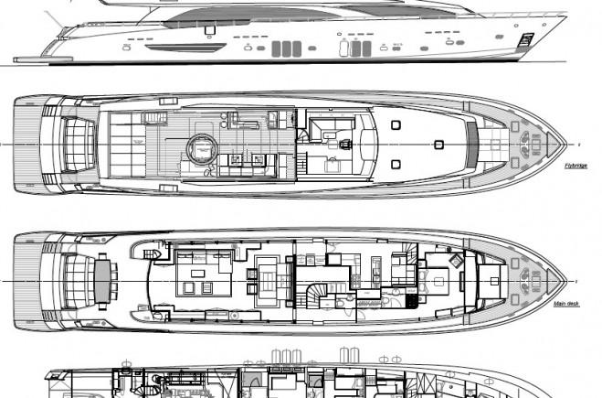 M/Y Mayama Yacht #22