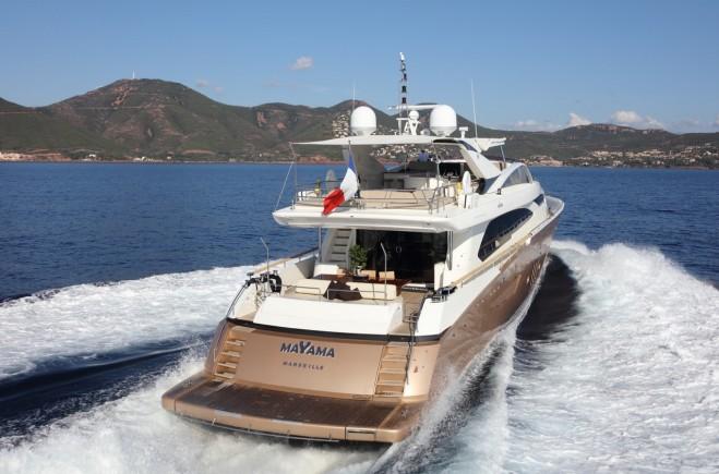 M/Y Mayama Yacht #3