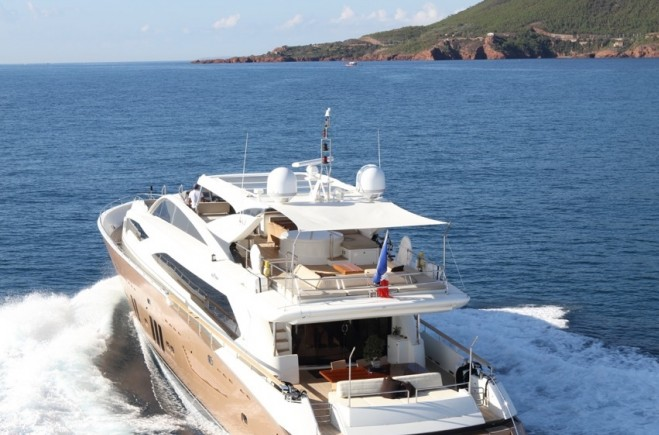 M/Y Mayama Yacht #18