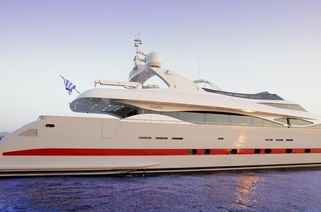 M/Y Glaros Yacht #3