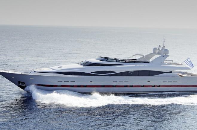 M/Y Glaros Yacht #1