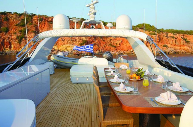 M/Y Glaros Yacht #7