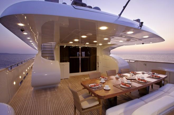 M/Y Glaros Yacht #11