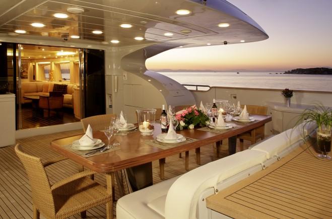 M/Y Glaros Yacht #9