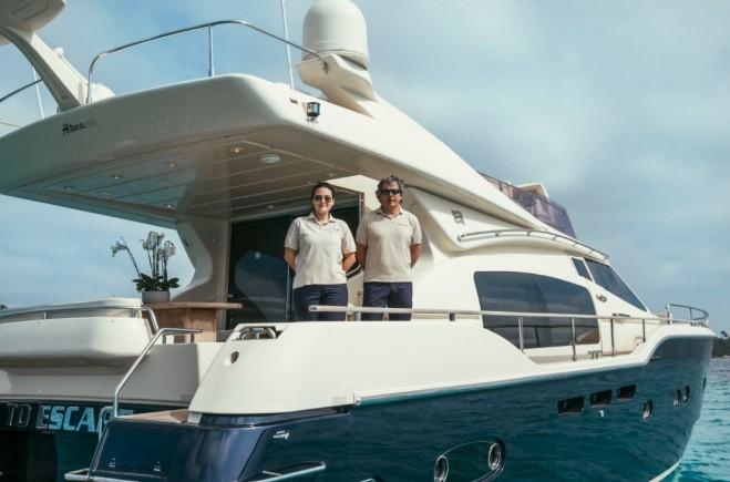 M/Y To Escape Yacht #31