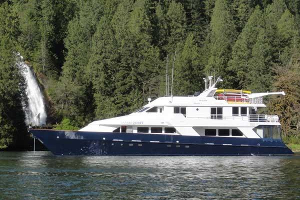 M/Y Safari Quest Yacht #1