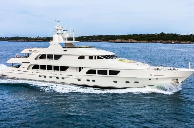M/Y Carte Blanche Yacht #1