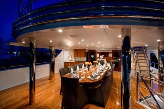 M/Y Carte Blanche Yacht #13