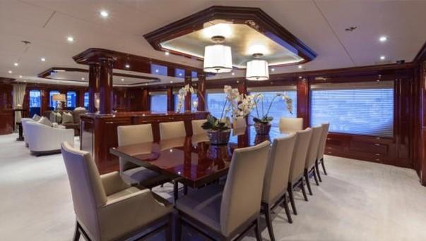 M/Y Carte Blanche Yacht #8