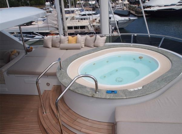 M/Y Carte Blanche Yacht #15