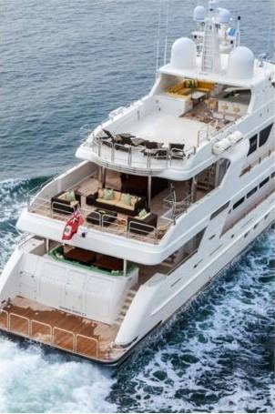 M/Y Carte Blanche Yacht #16