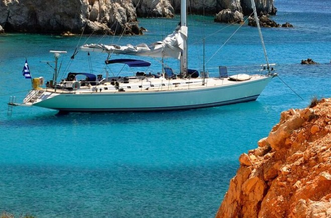 S/Y Callisto' Yacht #1