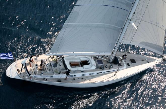 S/Y Callisto' Yacht #8