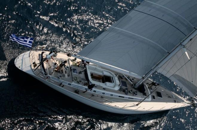 S/Y Callisto' Yacht #9