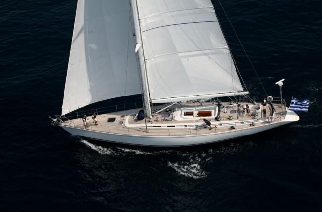 S/Y Callisto' Yacht #4