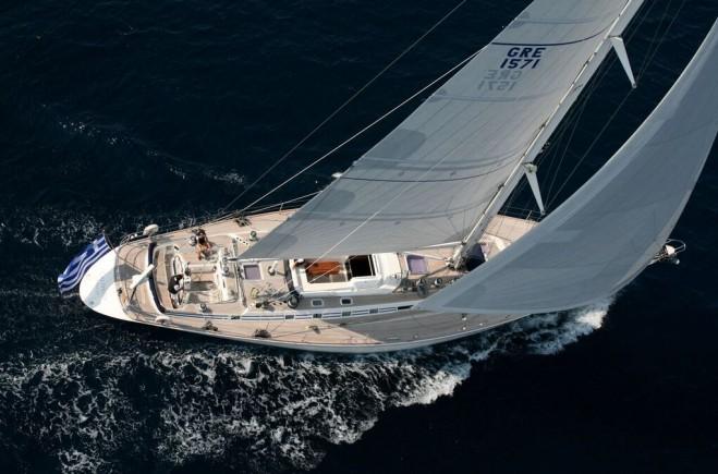 S/Y Callisto' Yacht #5
