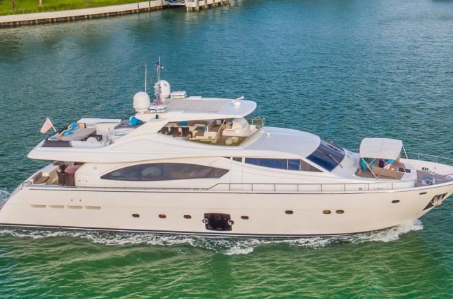 M/Y Cinque Mare Yacht #1