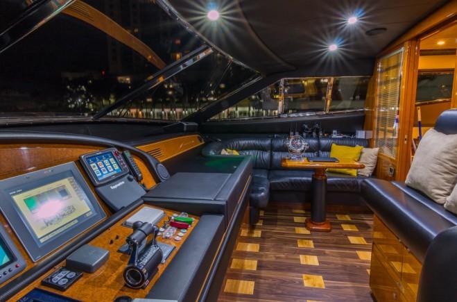 M/Y Cinque Mare Yacht #14