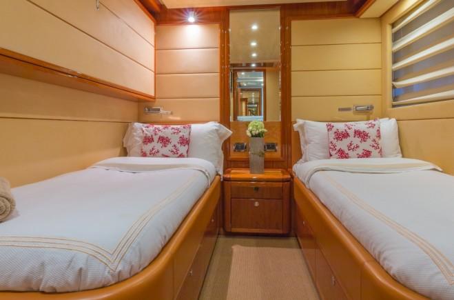 M/Y Cinque Mare Yacht #7