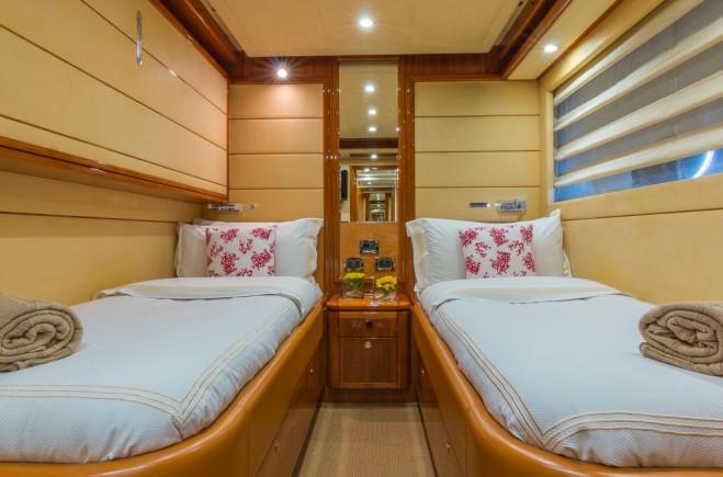 M/Y Cinque Mare Yacht #9