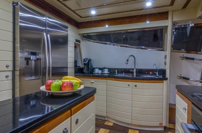 M/Y Cinque Mare Yacht #13