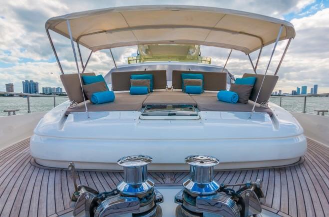 M/Y Cinque Mare Yacht #4