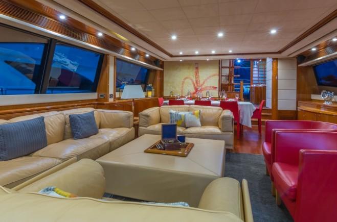 M/Y Cinque Mare Yacht #10