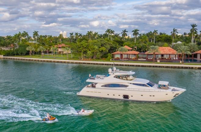M/Y Cinque Mare Yacht #15