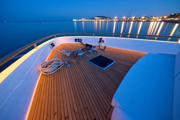 M/Y Alemia Yacht #18