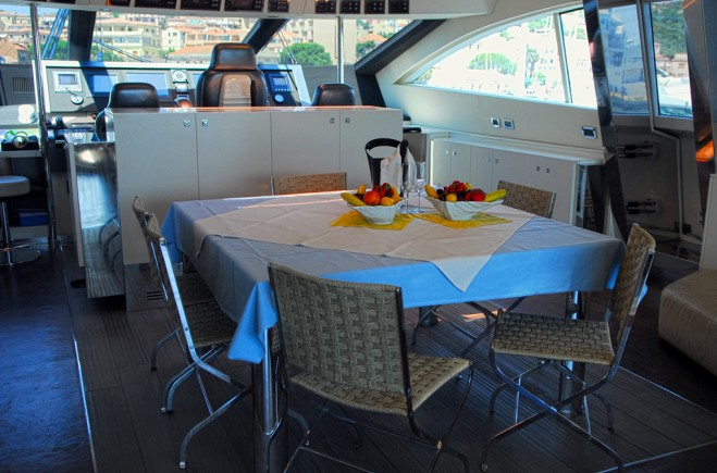 M/Y Alemia Yacht #14