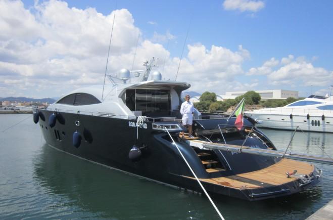 M/Y Alemia Yacht #21