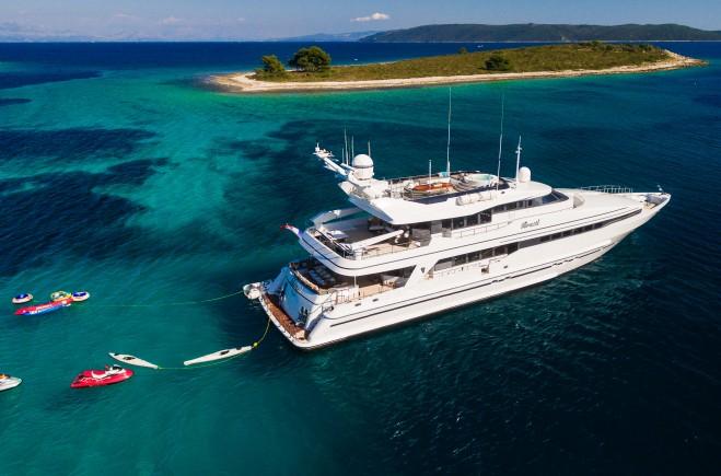 M/Y Brazil Yacht #1