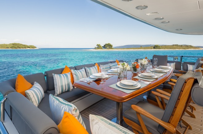 M/Y Brazil Yacht #5