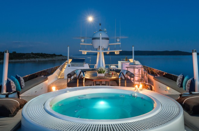 M/Y Brazil Yacht #18
