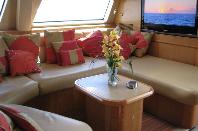 S/Y Orion 90 Yacht #3