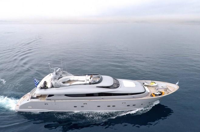 M/Y If Yacht #1