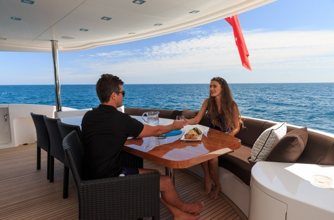 M/Y Paradise Yacht #17