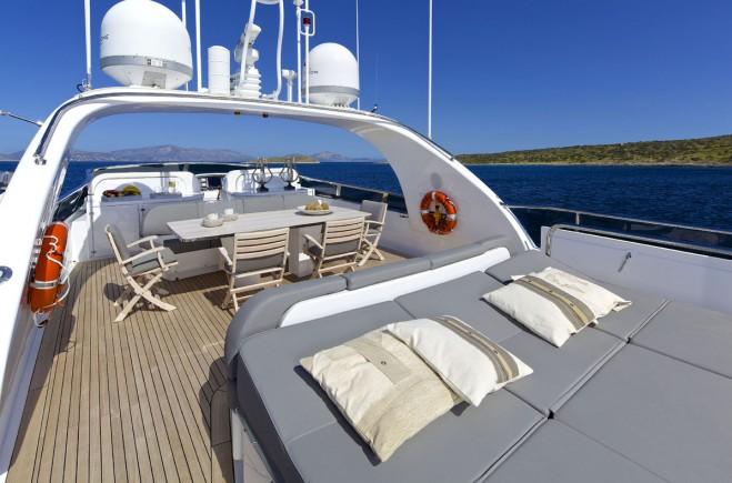 M/Y Cudu Yacht #12