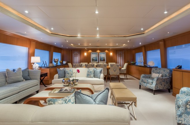 M/Y Four Wishes Yacht #10